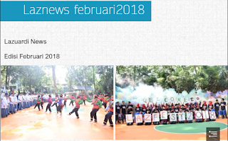 LazNews Februari 2018