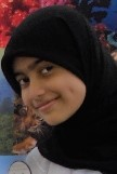Maryam Yahya, S.Psi (alumni SMA Lazuardi angkatan 6)