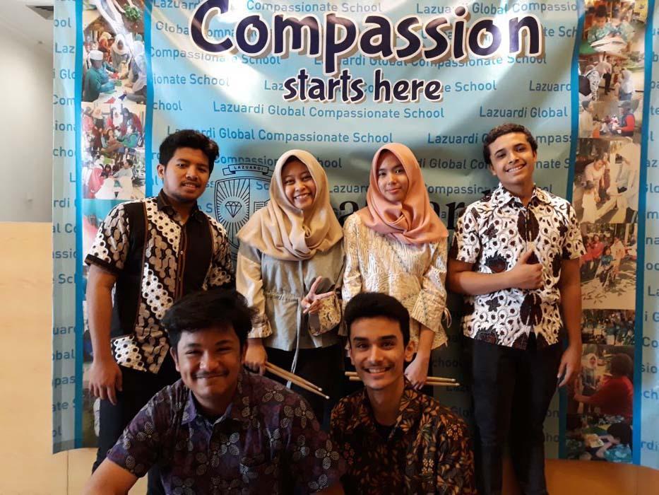 Transformasi Lazuardi Global Islamic School menjadi Lazuardi Global Compassionate School