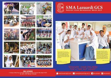 Pendaftaran Siswa Baru SMA LAZUARDI GIS 2019-2020