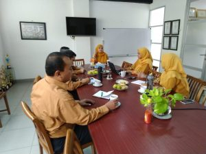 Rapat Pimpinan sebagai media koordinasi