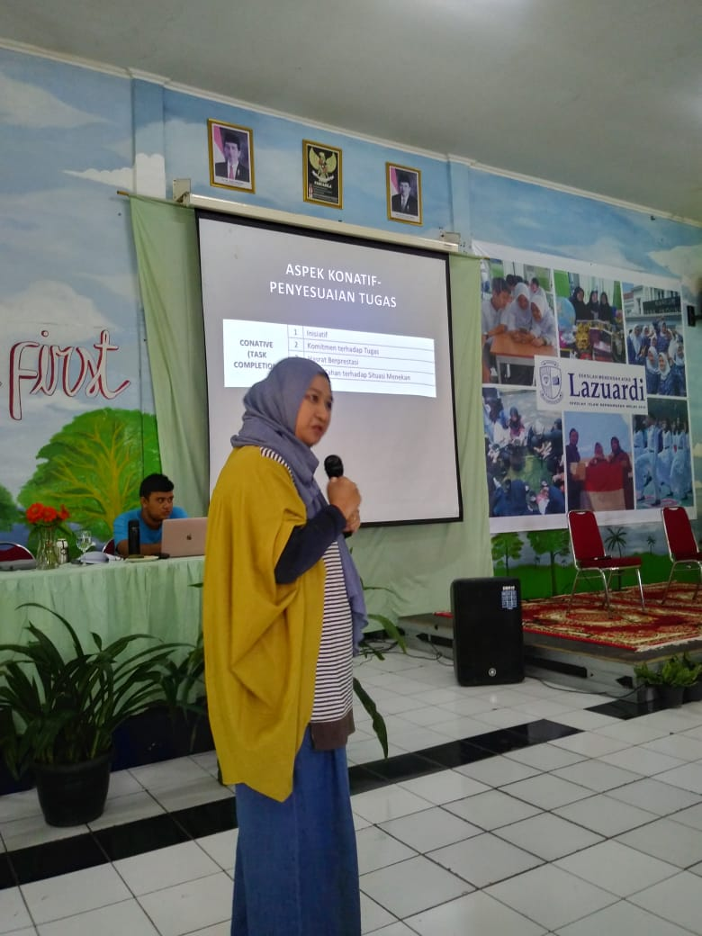 Parent-Student Sharing Session, Career Clinic, 2019