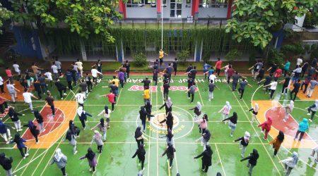 Memulai Semester Baru dengan Olahraga Pagi