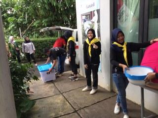 Donor Darah: Kegiatan Sosial yang selalu ada di Lazuardi Festival